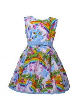 Victory Parade Kids Unicorn Swing Jurk